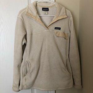 Patagonia Cream/White Pullover
